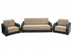 """Диван """"Восторг"""" + 2 кресла-кровати"""