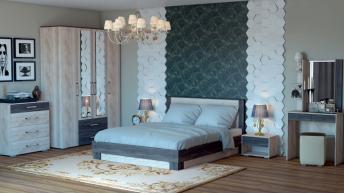 Спальный гарнитур версаль анкор