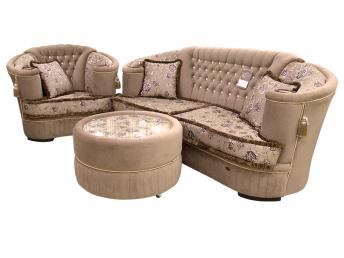 Диван Фараон + 2 кресла