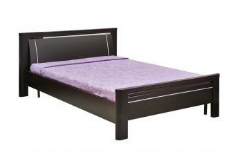 """Кровать """"Магнолия"""" венге"""