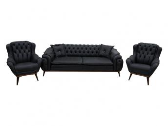 Диван +2 кресла Maserati