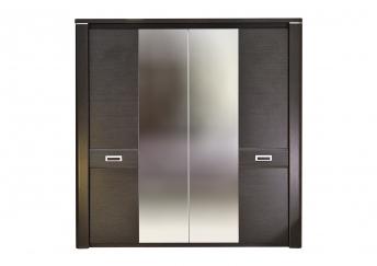 """Шкаф 2 """"Магнолия"""" венге"""