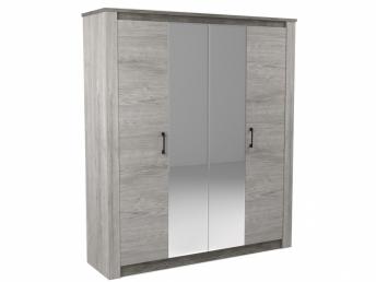 Шкаф денвер 4 дв