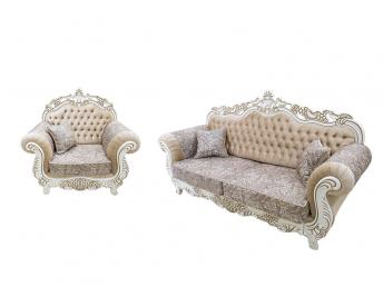 """Диван """"Корона"""" + 2 кресла"""