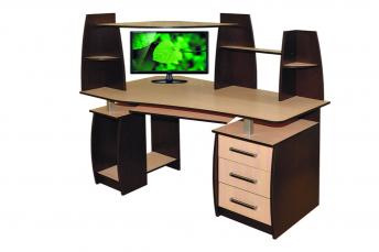 Стол компьютерный Кл-3,0